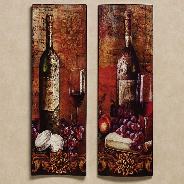 Grapes Of Venice Wall Panel Set Part 74