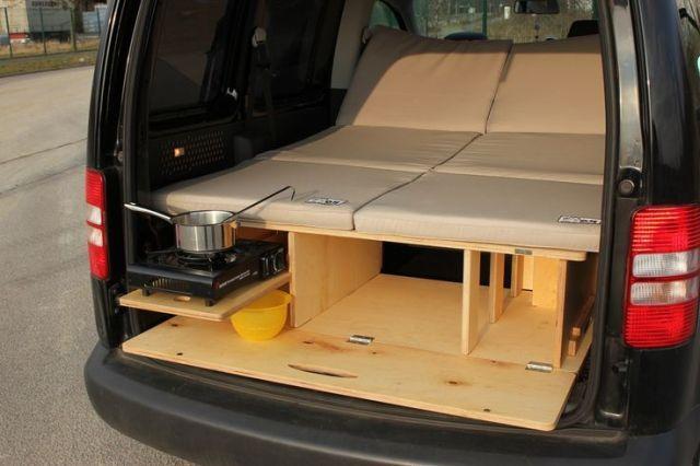 BiberBox La Campingbox intelligente et peu coûteuse