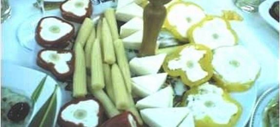 Peynir dolması