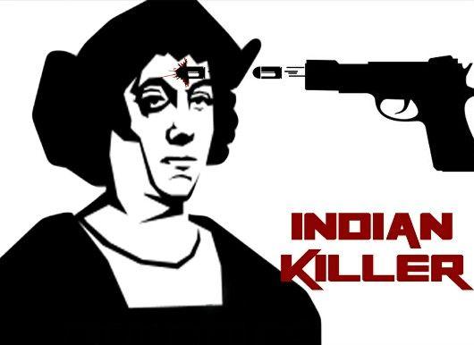 Indigenous Apparel: Indian Killer