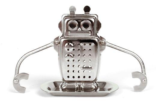Robot pour infuser le thé