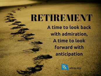 Ensure that you'll have something to anticipate in your #retirement.  Plan with us NOW. www.altcp.org/retirement-planning