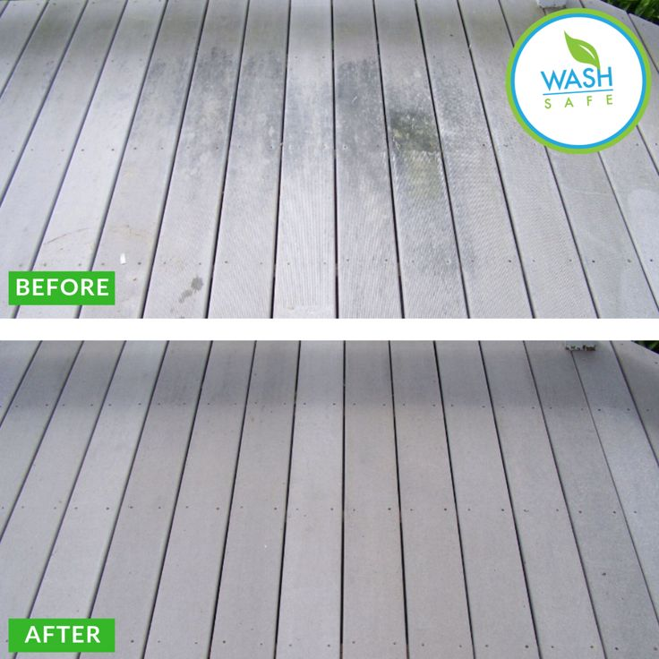 How to revive an old deck so that it looks new again