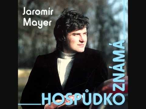 ▶ Jaromír Mayer - Hospůdko známá - YouTube