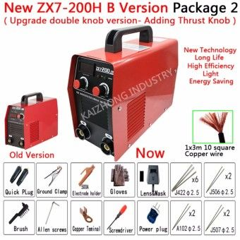 Shop Now New Upgrade ARC ZX7-200 B Version Package 2 Portable IGBT Inverter DC Welding Machine Household mini all- copper welder Portable Welding Inverter Electric Welding Equipment with Thrust KnobOrder in good conditions New Upgrade ARC ZX7-200 B Version Package 2 Portable IGBT Inverter DC Welding Machine Household mini all- copper welder Portable Welding Inverter Electric Welding Equipment with Thrust Knob Before OE702HLAA9KDG6ANMY-20404261 Tools, DIY & Outdoor Power Tools Welding Tools…