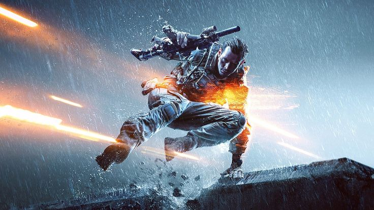 Marquez Hardman - free wallpaper and screensavers for Battlefield 4 - 1920x1080 px
