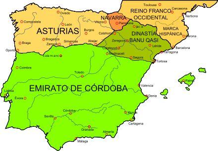 Kingdom of Navarre - WikipediaThe Kingdom of Pamplona (Navarra, orange) c. 910