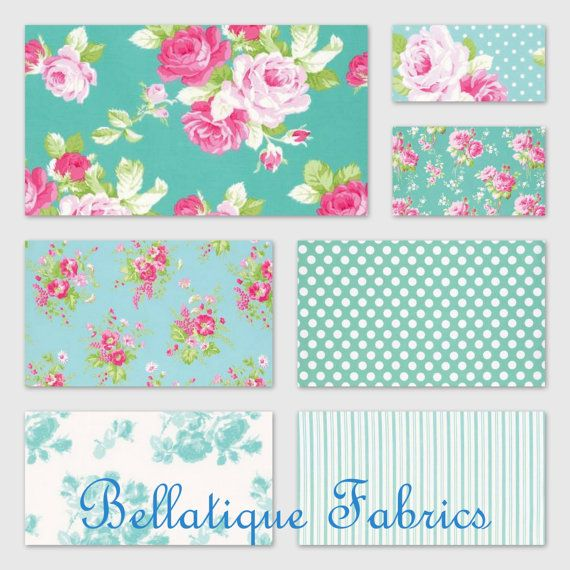 In Stock Tanya Whelan SADIE'S DANCE CARD by BellatiqueFabrics