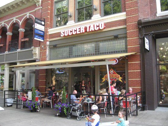 1. Soccer Taco - Knoxville