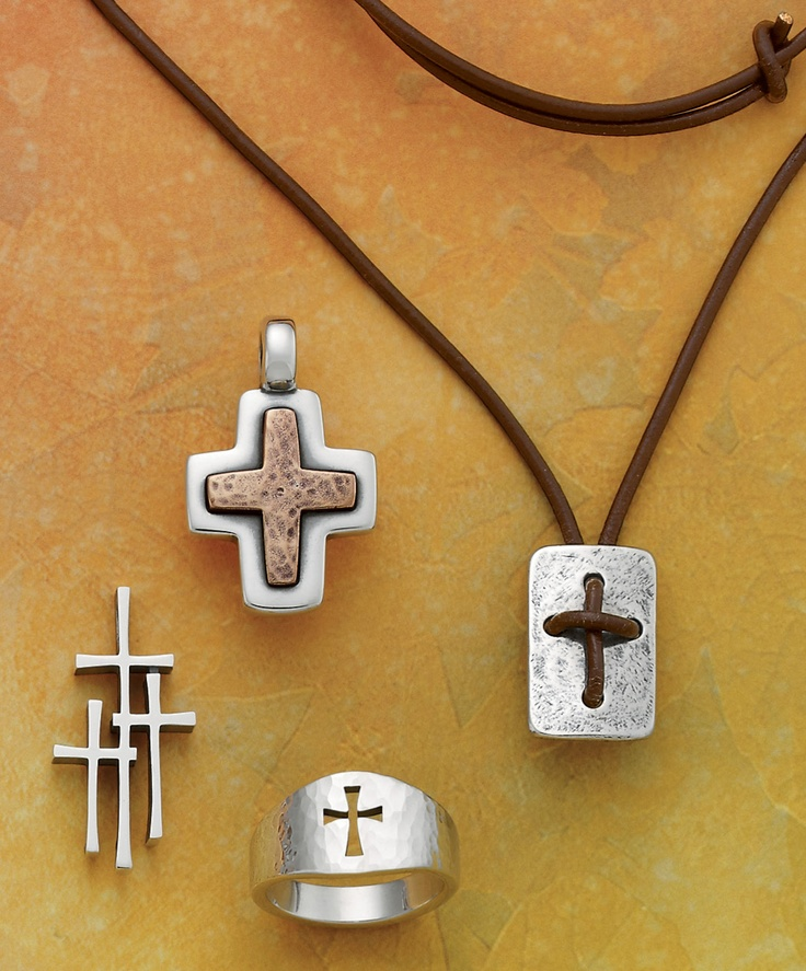 James Avery Mens Cross Necklace: 17 Best Images About James Avery On Pinterest