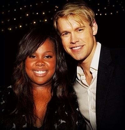 chord overstreet dating amber riley