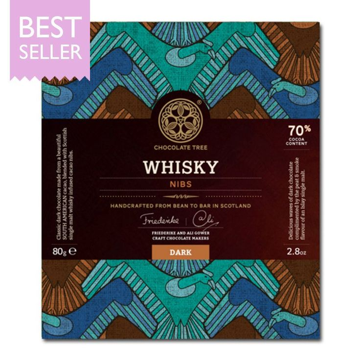 Chocolate Tree Whisky Nibs