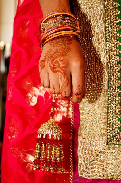 Bridal Mehndi Kolkata : The details of this bengali wedding are unbelievably