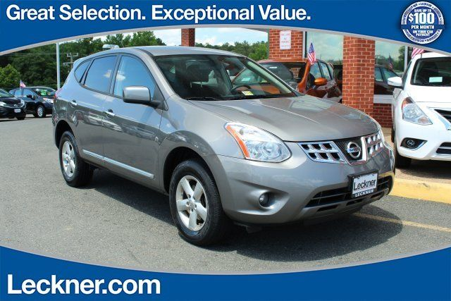 Cars for Sale: Used 2013 Nissan Rogue S for sale in STAFFORD, VA 22554: Sport Utility Details - 458267413 - Autotrader
