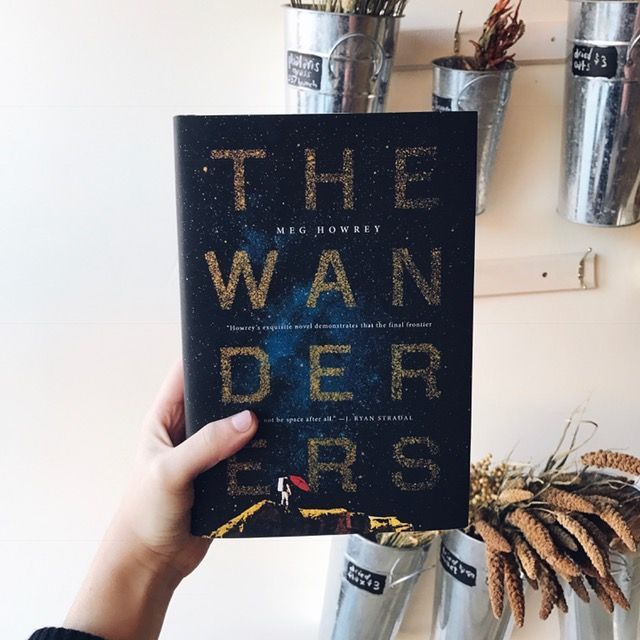 Enter for a chance to win up to ten copies of THE WANDERERS by Meg Howrey for you and your book club!