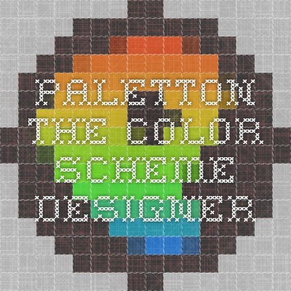 Paletton - The Color Scheme Designer