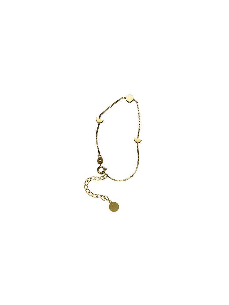 Bracelet 'Orb' Gold http://www.theboyscouts.nl/product/bracelet-orb-gold