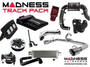 FIAT 500 ABARTH MADNESS Track Pack