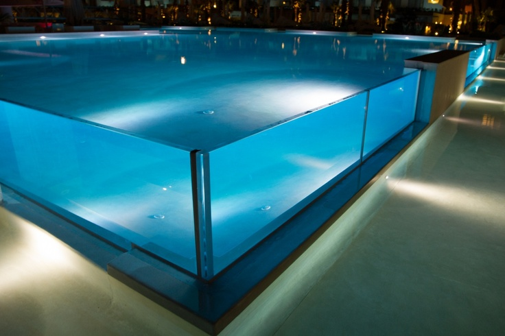 Glass Pool For The Home Pinterest