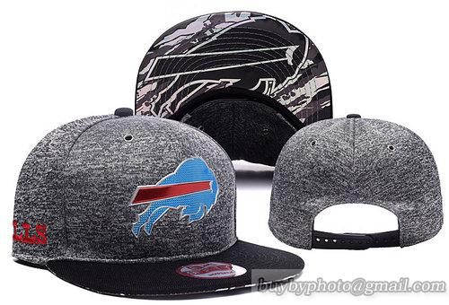 NFL Buffalo Bills 2016 Draft Charcoal Gray Snapback Hats|only US$8.90 - follow me to pick up couopons.