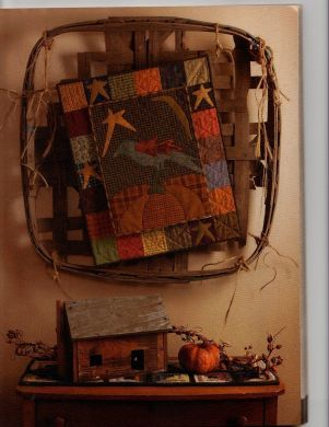 45 best Primitive Quilts and Projects Magazine images on Pinterest ... : primitive quilts and projects - Adamdwight.com