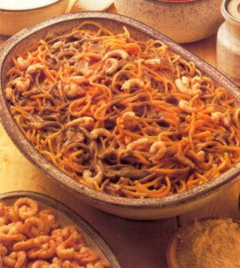 Ricetta Spaghetti New Orleans