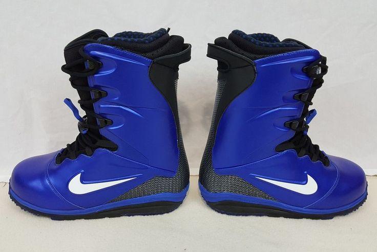 Nike SB Lunarendor Snowboarding Winter Boots 2015 Royal Blue Size 10 586532-410 #Nike #Lunarendor  #snowboarding