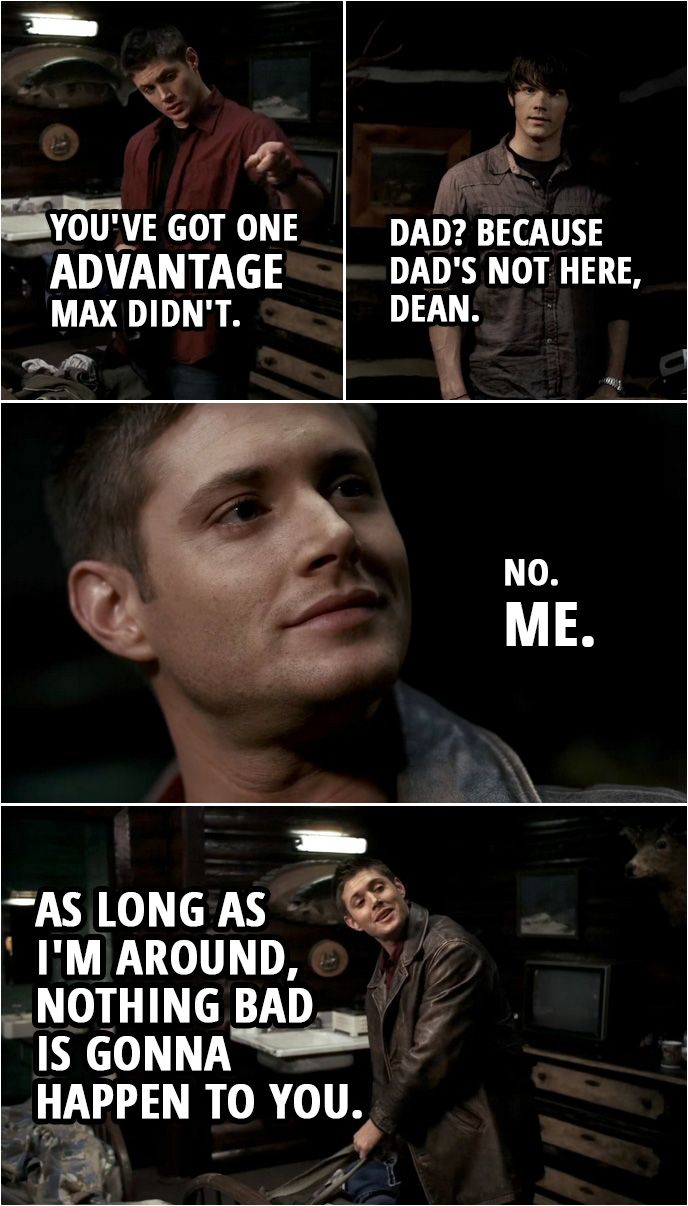 100 Best Supernatural Quotes With Images Best Supernatural
