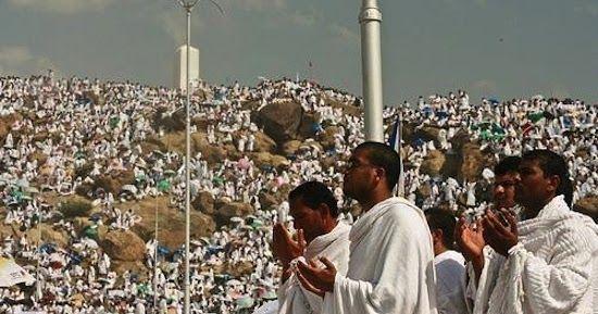 Selain Diampunkannya Dosa Orang Beriman, Inilah Kemuliaan Besar Dari Hari Arafah