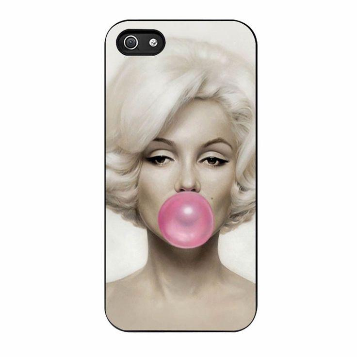 Marilyn Monroe Bubblegum iPhone 5/5s Case