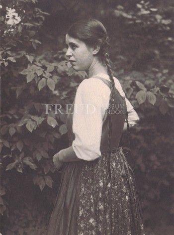 Description: Freud, Sophie Description: - Date: c.1911