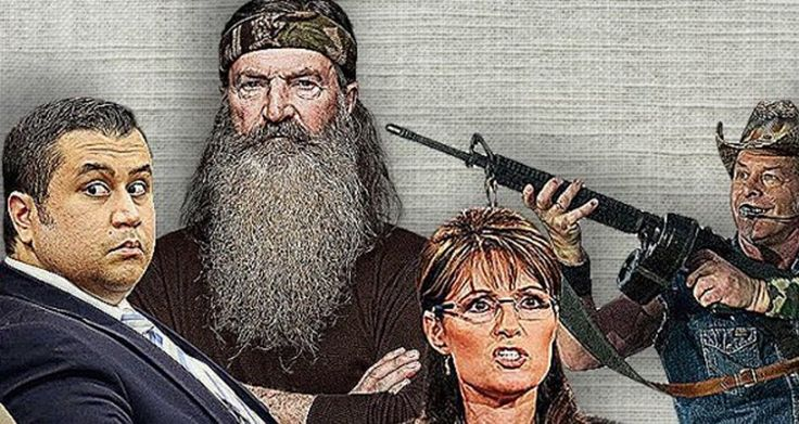 From Phil Robertson To George Zimmerman: The Cult Of The Right-Wing Folk Hero