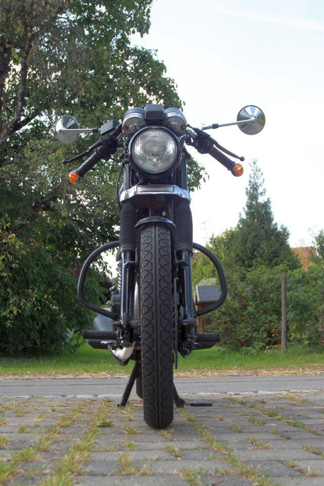 Suzuki GN 250 Café Racer · IdeasMotorcycles
