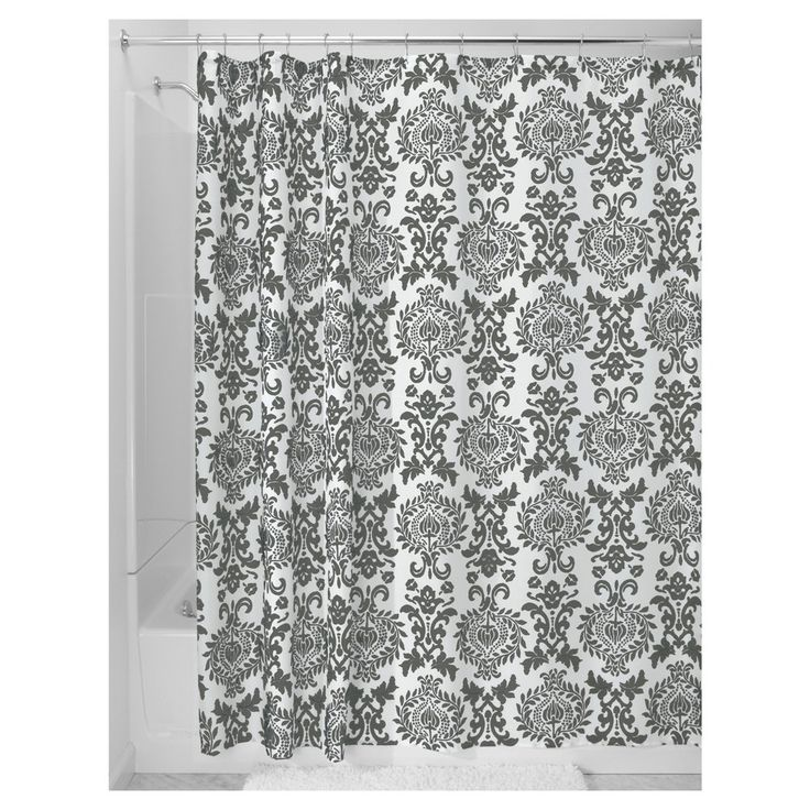25 Best Ideas About Fabric Shower Curtains On Pinterest Shower Curtains Bathroom Shower