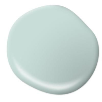 BEHR MARQUEE 1-gal. #MQ3-20 Whipped Mint Flat Exterior Paint-445001 at The Home Depot SAW ON LIZ MARIE BLOG AND IS A BEAUTIFUL COLOR...CEILING