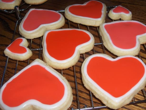 Cream cheese cookie recipe cut outs