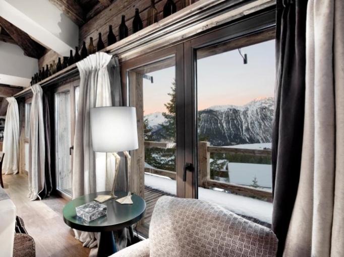 Le Resort (Living Area) - Courchevel 1650 Chalet