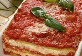 Lasagna is a substantial make-ahead meal that you can pull out of your freezer on a busy night. This classic comfort food freezes wonderfully, is super-filling and is always a crowd pleaser. You can reheat frozen lasagna in the oven or microwave to have a delicious meal on your table with little effort. Reheating lasagna from frozen takes some...