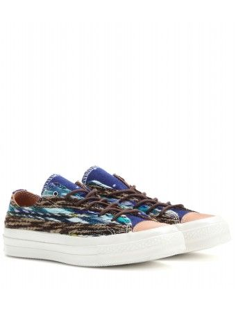 mytheresa.com - Chuck Taylor All Star Ox platform sneakers - Sneakers - Shoes - Converse - Luxury Fashion for Women / Designer clothing, shoes, bags