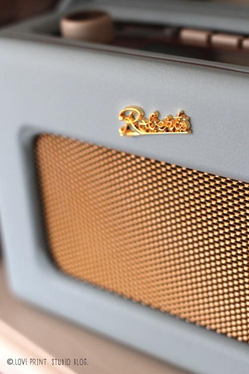 roberts radio - love print studio blog
