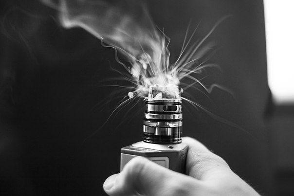 Vaping  Электронные сигареты Пар Мод Электронка бак дрипка