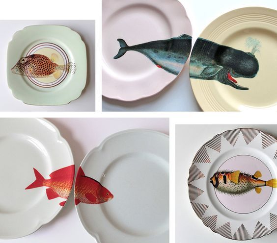 Fish Plate  Plate Design  Fish Tail  Pottery Ideas  Tableware  Dish   Malaysia  Whales  Wedding China  Dishes  Porcelain  Architecture   Wallpaper  Painting195 best Custom Dining Plates of Your Own images on Pinterest  . Dining Plate Set Malaysia. Home Design Ideas