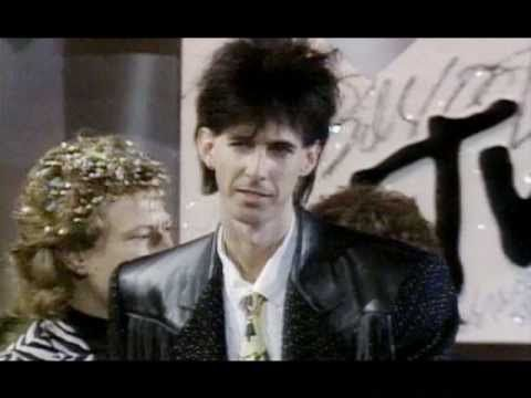 Paulina Porizkova and Ric Ocasek «The Cars»