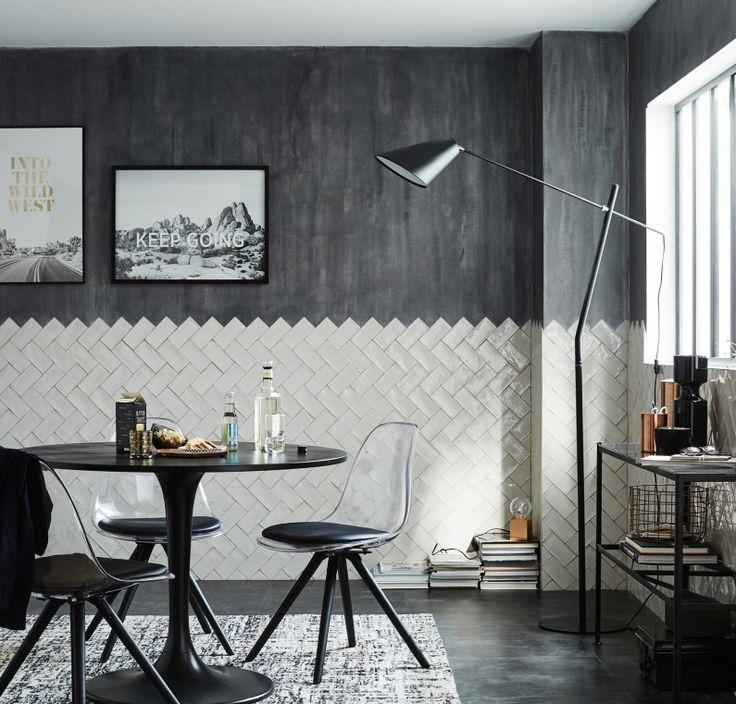 best 25 peinture effet beton ideas on pinterest. Black Bedroom Furniture Sets. Home Design Ideas