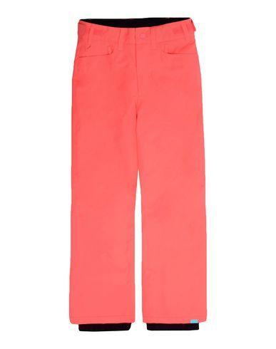 ROXY Girl's' Ski Pants Coral 10 years