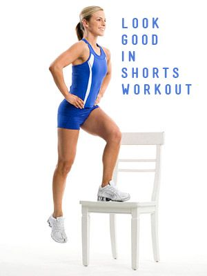 The Look Good in Shorts Workout