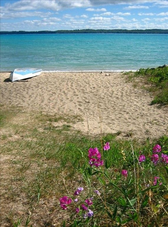 Torch Lake and yes the water is really that color!!