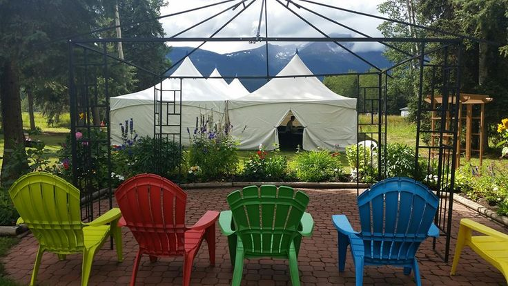Calm Events - Tent and Event Rentals. Smithers Bc