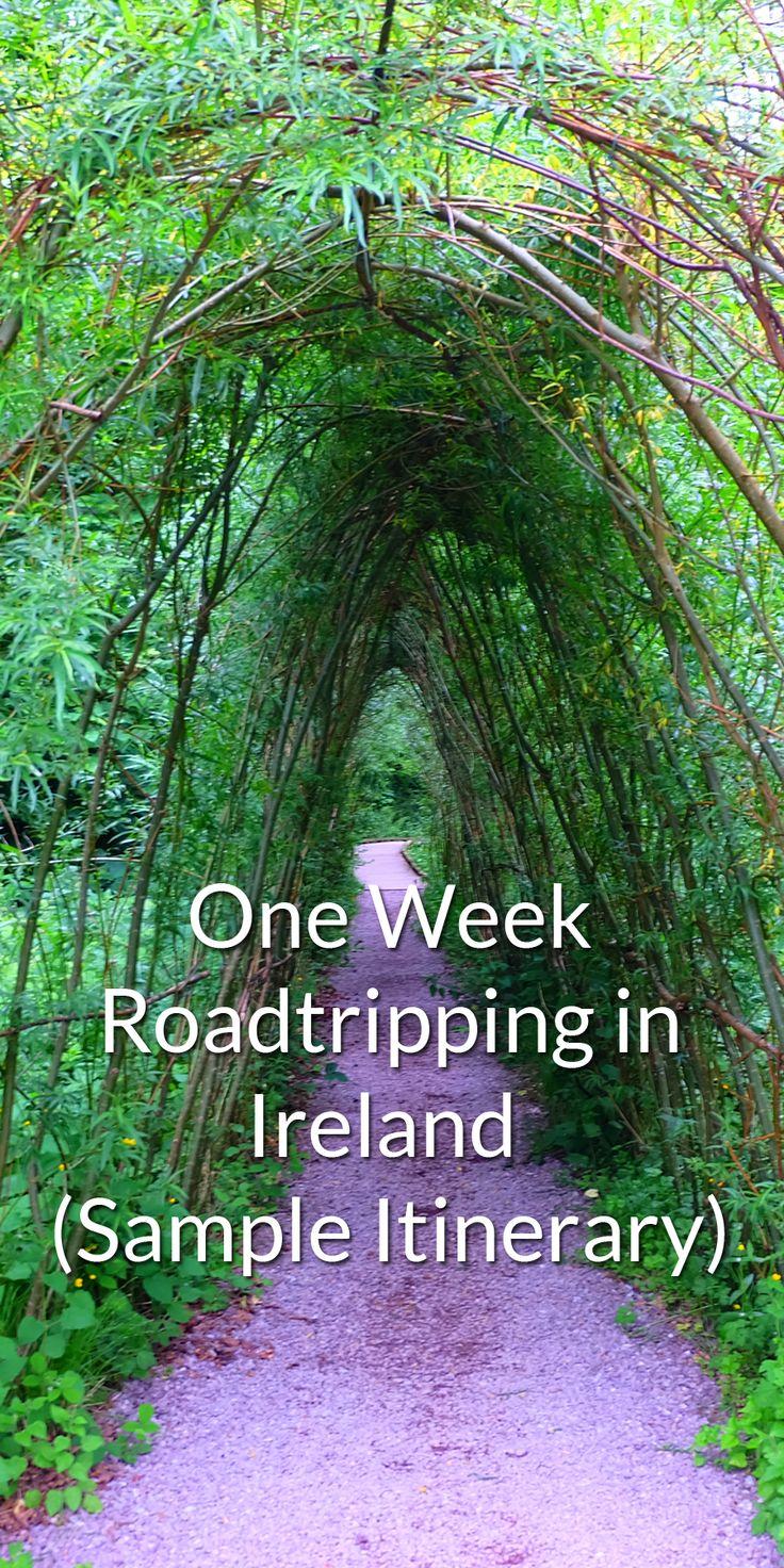 A one week roadtrip itinerary for Ireland   Twirl The Globe - Travel Blog