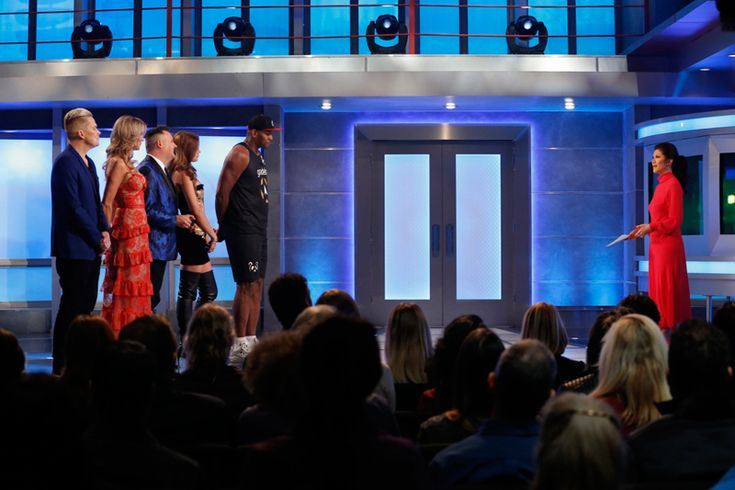 'Celebrity Big Brother's First Eviction: Find Out Which Celeb Got The Boot